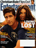 Evangeline Lilly And Matthew Fox On EW Magazine Pictures
