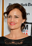 "Carla Gugino @ ""Hotel Noir"" Screening during Film Independent at LACMA 