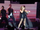 Helena Paparizou In one of her performances in Santorini (Summer Tour 2008): Foto 136 (������ �������� � ����� �� ����� ����������� � ��������� (Summer Tour 2008): ���� 136)