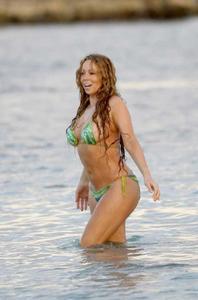 Mariah Carey Bikini Bodies Pic 19 of 35