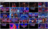 X Factor Finalists & Rachel Adedeji - X Factor (Results Show Week 4) - 1st November 09