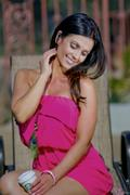 Дениз Милани, фото 5582. Denise Milani Sunbathing in pink :, foto 5582