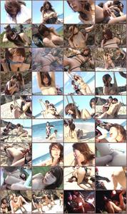JBD-123 Outdoor Torture in the Southern Island - Nana Saeki Asian Femdom BDSM
