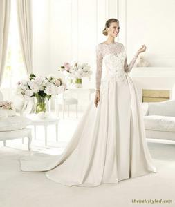 th 869293913 tduid3739 2013 Elie By Elie Saab wedding dress. Style MONET 600x712 122 484lo 2013 Elie By Elie Saab Wedding Dresses