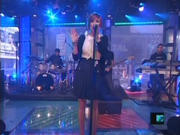 Ashlee Simpson - Little Miss Obsessive (Live @ TRL 17-04-2008)