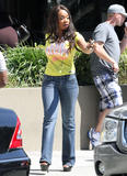 Тиффани Поллард, фото 1. Tiffany Pollard 'New York' Tiffany Pollard out and about in Los Angeles 08-04-2010, photo 1