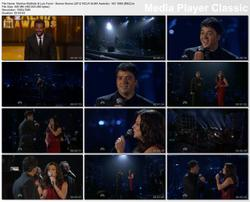 Martina McBride & Luis Fonsi - Somos Novios / It's Impossible (2012 NCLR ALMA Awards) - HD 1080i