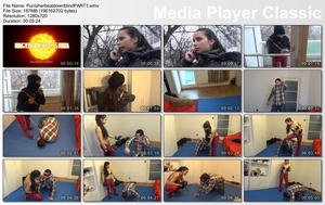 MAGYAR MISTRESS MIRA: The Punisher - DlE HARD, LOSER! (SHOCKING SCENES!) PART 1-2