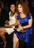 Marisa Tomei @ Zac Posen Spring 2009 fashion show  NYC, September 11 HQ x6