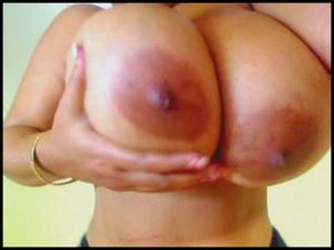 Dominican Poison    Boobs that cover the screen (April, 2011)