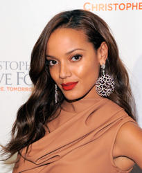 Selita Ebanks @ A Magical Evening 20th Anniversary Gala in NYC - Nov. 17, 2010 (x10)